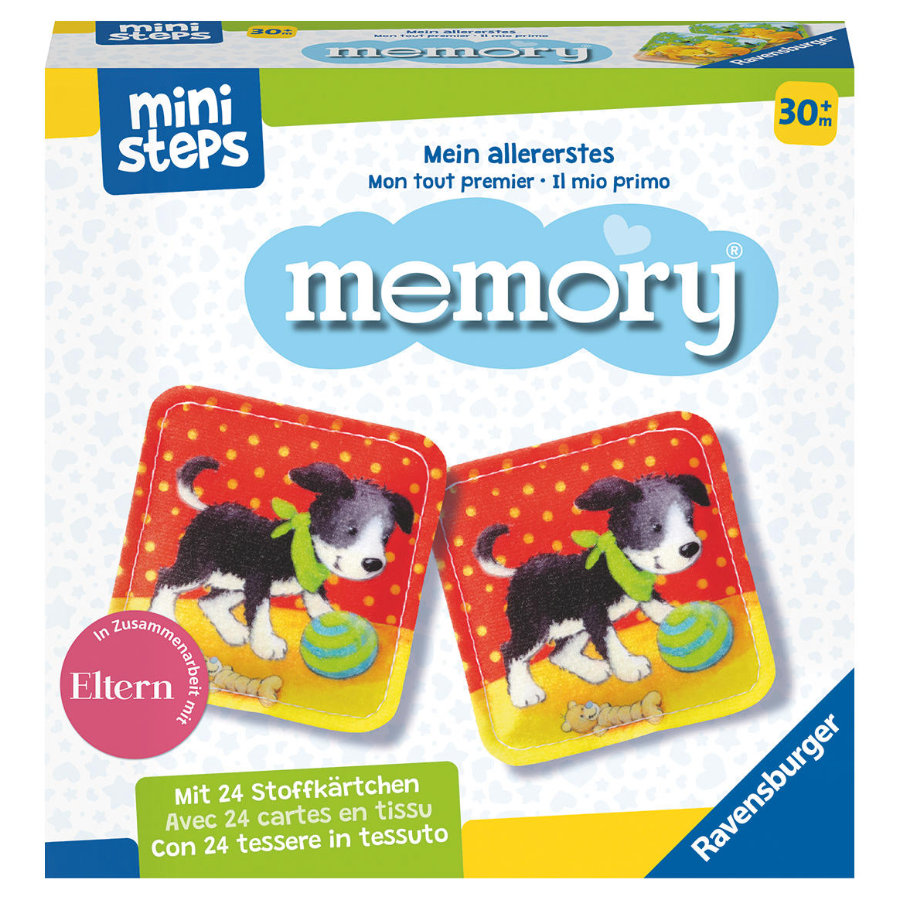 Ravensburger memory ® My very first memory