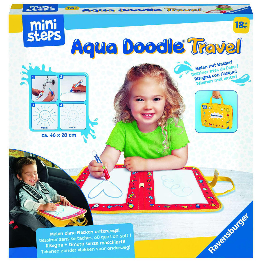 Ravensburger mini steps ® Aqua Doodle® Travel