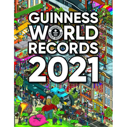 Ravensburger Guiness World Records 2021