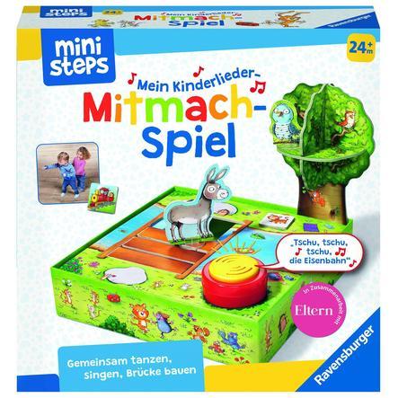 Ravensburger Mein Kinderlieder-Mitmachspiel