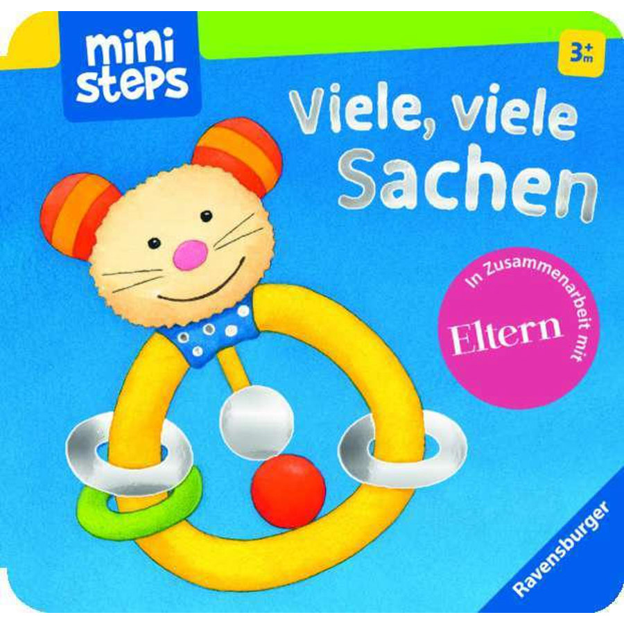Ravensburger ministeps® Viele, viele Sachen