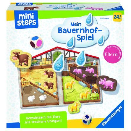 Ravensburger ministeps® Mein Bauernhof-Spiel