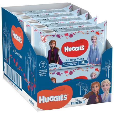 Huggies Toallitas húmedas para bebés Edición especial de Disney 10 x 56 toallita