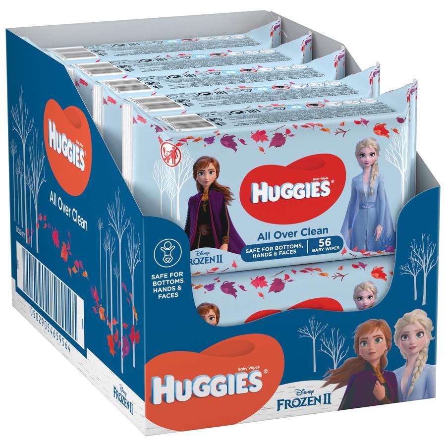 Huggies Baby Feuchttücher Disney Special Edition 10 x 56 Tücher