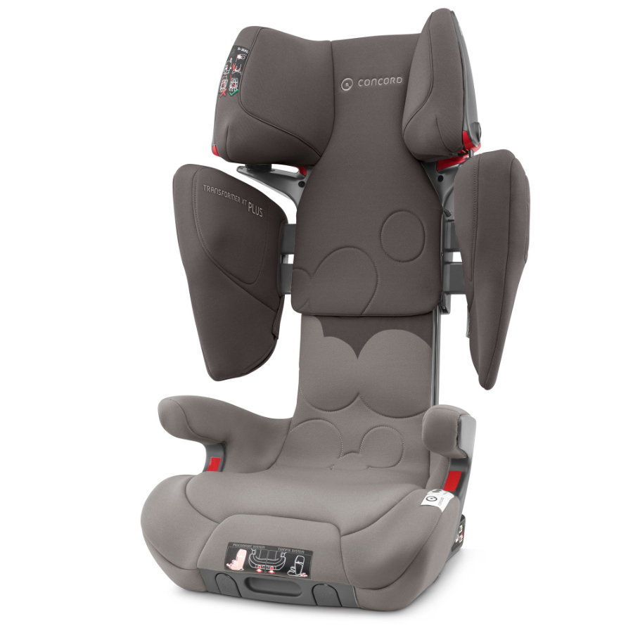CONCORD Kindersitz Transformer XT Plus Moonshine Grey