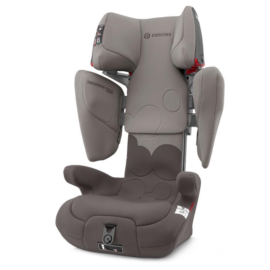 CONCORD Kindersitz Transformer Tech Moonshine Grey