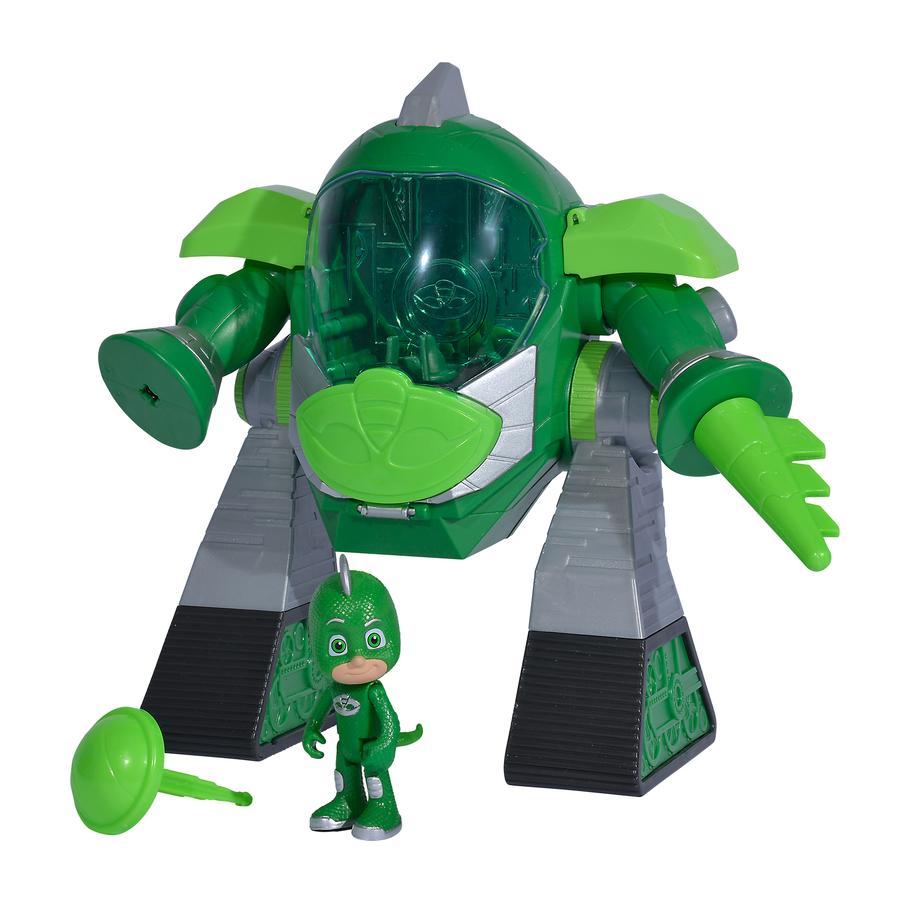 Simba PJ Masks Turbo Robot Gecko