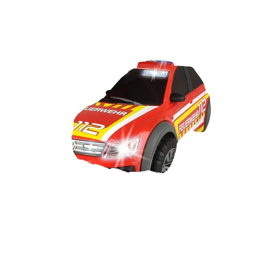 DICKIE Toys Voiture pompier enfant VW Tiguan R-Line