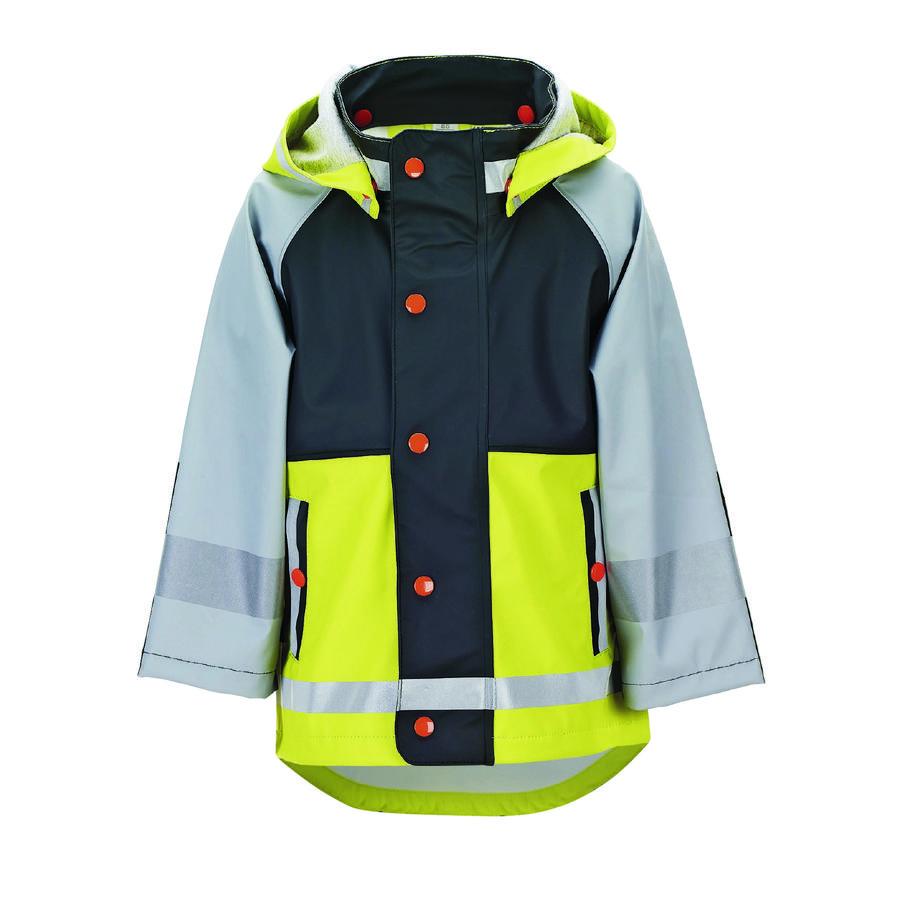 Sterntaler Veste de pluie enfant fonctionnelle vert clair