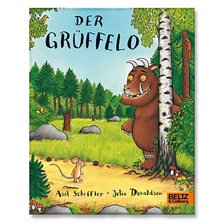 BELTZ, Der Grüffelo Pappbilderbuch