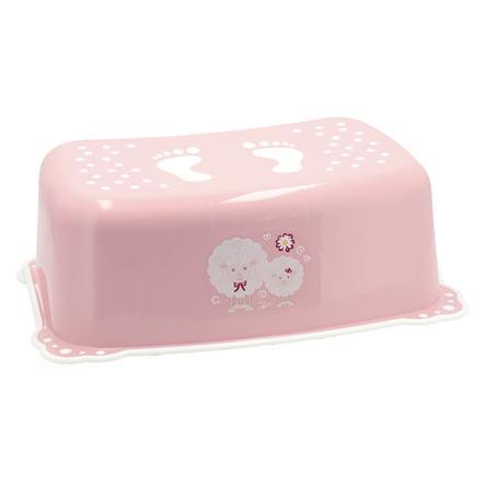 bieco Tritt antislip Trend rosa
