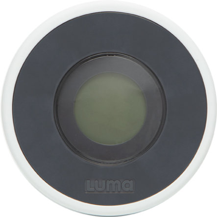 Luma ® Baby care  Badetermometer Digital i mørkegrå