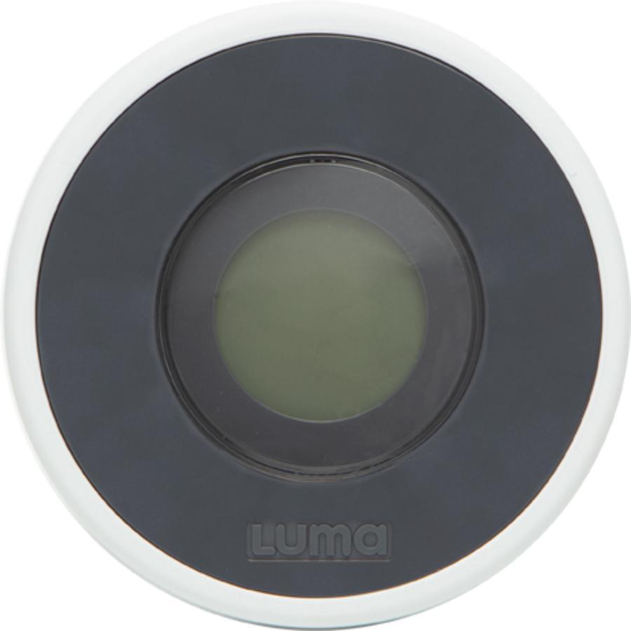 Luma® Babycare Badethermometer Digital in Dark Grey