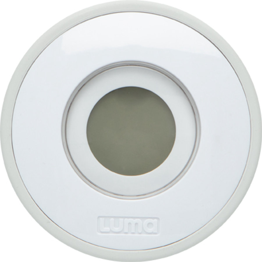 Luma ® Baby care  Termómetro de baño Digital en Light Gris