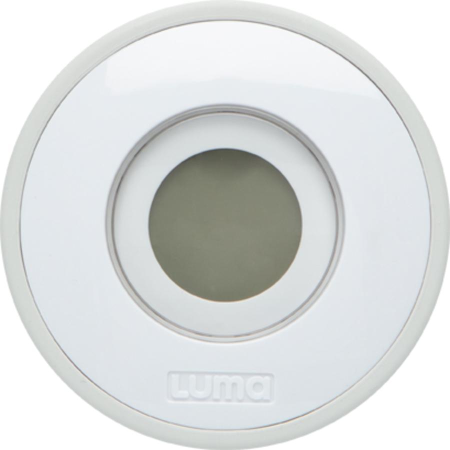 Luma ® Babyvård Badtermometer Digital i Ljusgrå