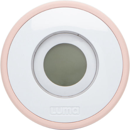 Luma® Babycare Badethermometer Digital in Cloud Pink