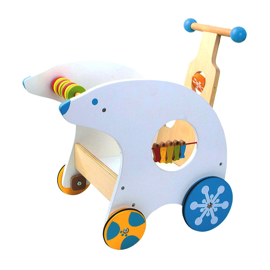 small foot® Trotteur Ours polaire