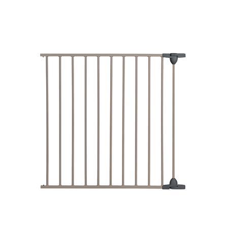 Safety 1st  Barrier Modular gate - 3-panel med dörr, ljusgrå