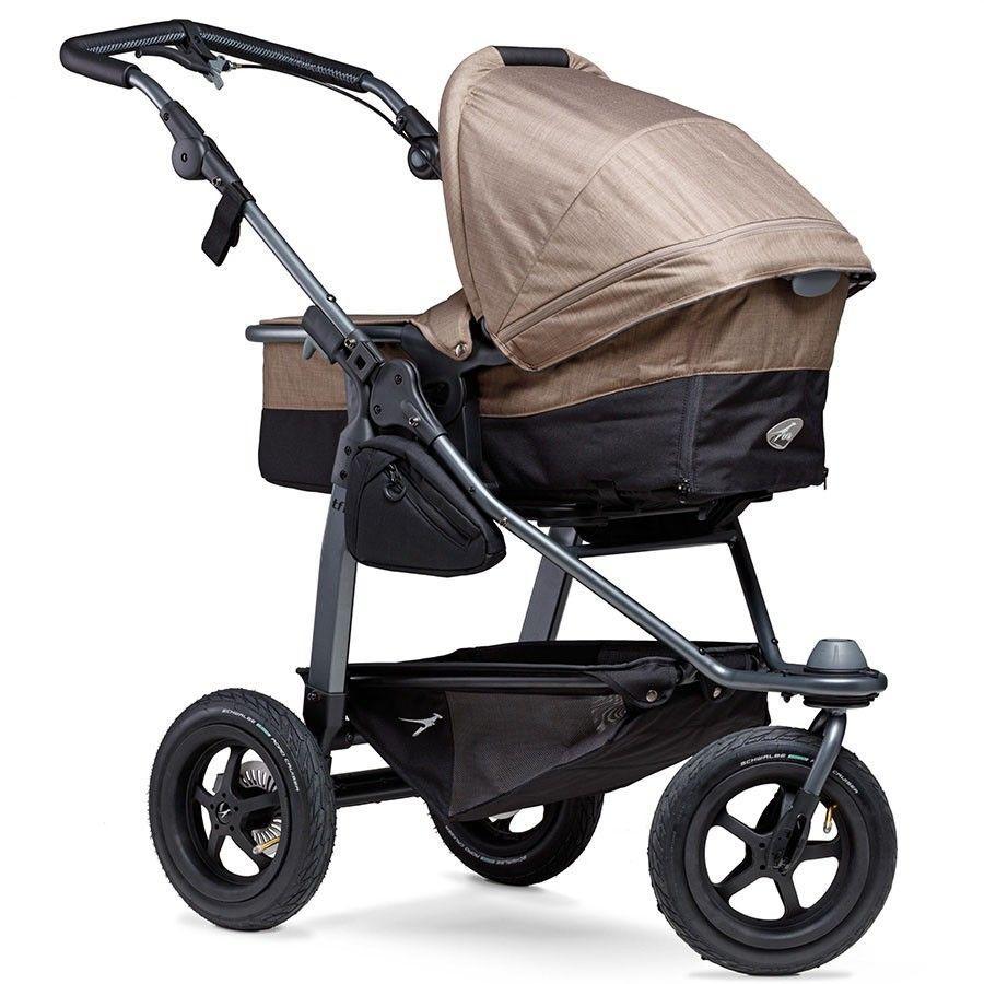 tfk Carro de bebé combi Mono Air Braun