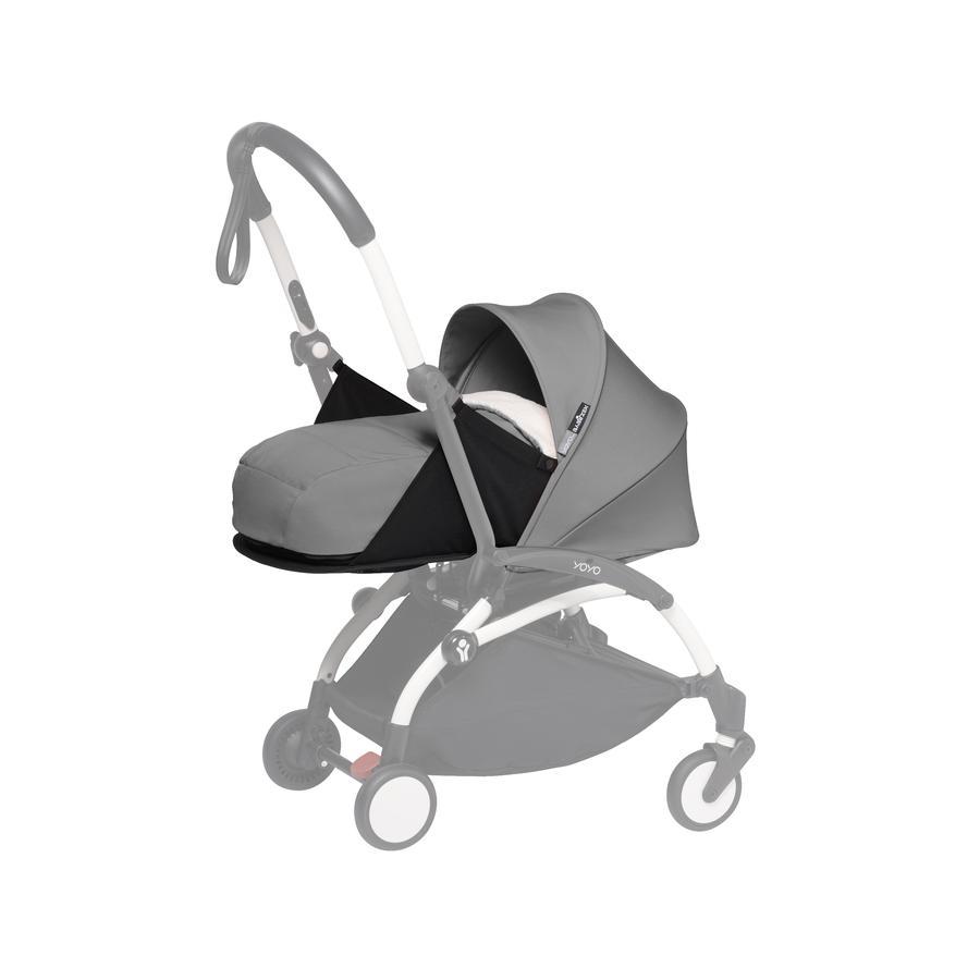 BABYZEN Pack nouveau-né poussette YOYO+, gris