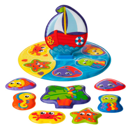 playgro koupací puzzle Rotho Baby design
