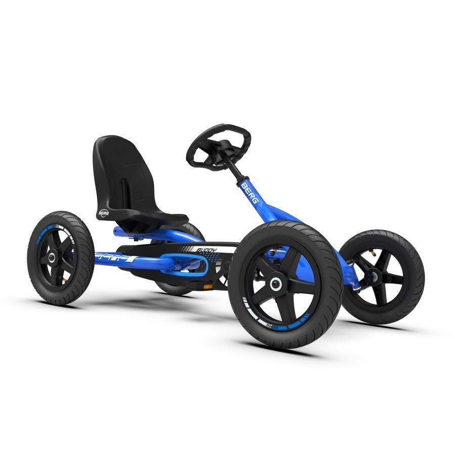 BERG Pedal Go-Kart Buddy Blue  Sondermodell - limitiert