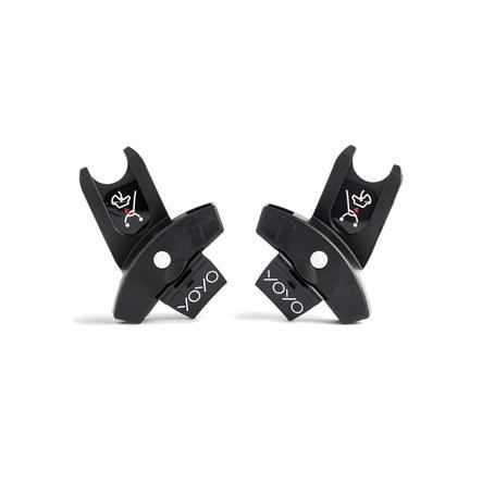 BABYZEN YOYO+ Adaptery do fotelika samochodowego kolor czarny