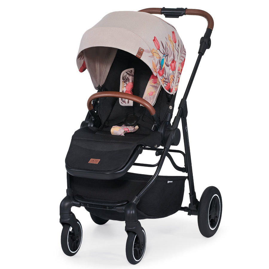 Kinderkraft Buggy All Road Bird Pattern