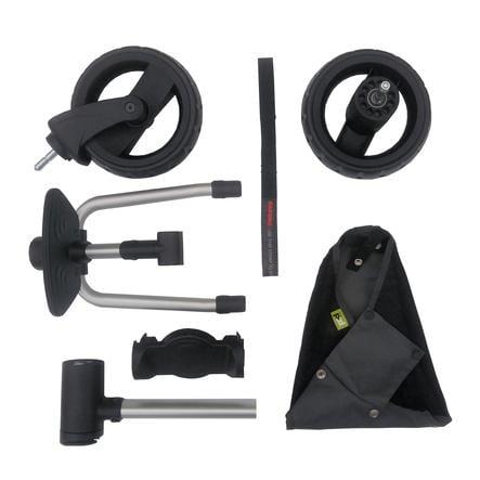 buggypod Kit roues et panier filet pour poussette iO