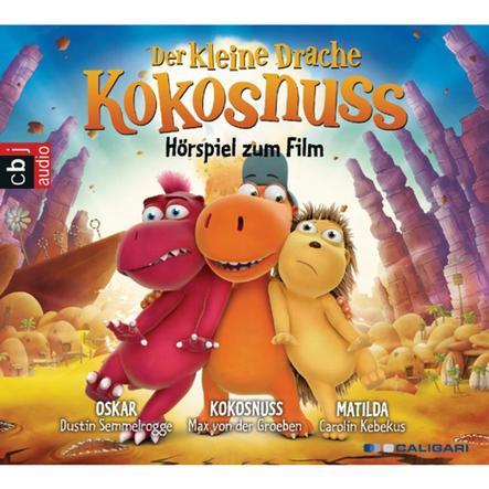 CBJ AUDIO Der kleine Drache Kokosnuss - Hörspiel zum Film - CD