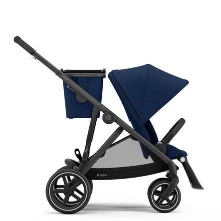 cybex GOLD Kinderwagen Gazelle S Black Navy Blue