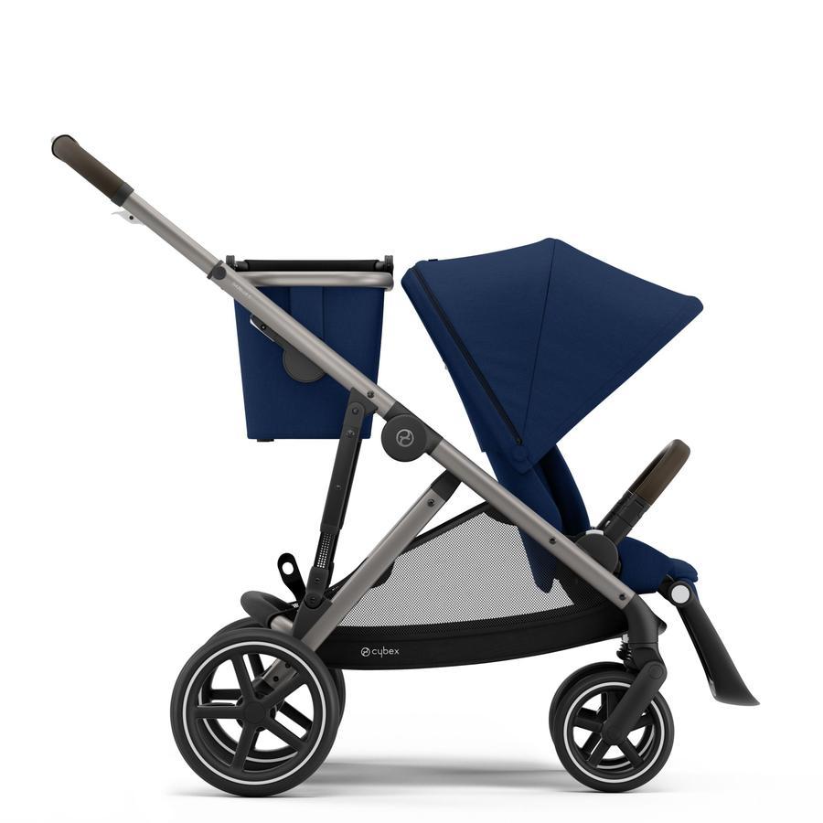 cybex GOLD Kinderwagen Gazelle S Taupe Navy Blue