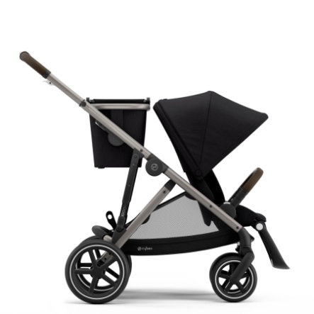 cybex GOLD Kinderwagen Gazelle S Taupe Deep Black