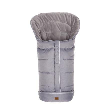 fillikid  Paracolpi invernale K2 Soft Pongee grigio chiaro melange