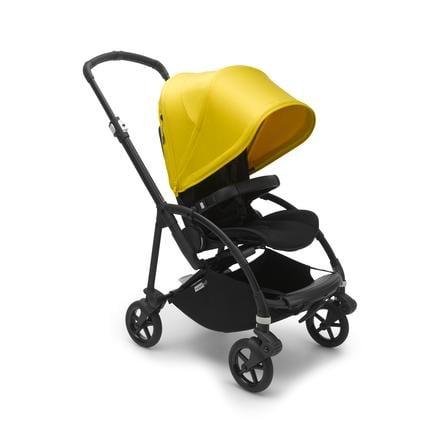Bugaboo Bee 6 Complete Black/Black Lemon Yellow