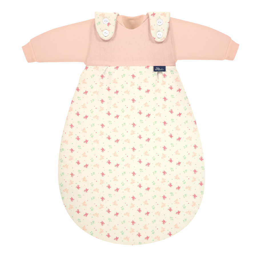 Alvi ® Baby-Maxchen® 3-delt økologisk bomuldsroshave