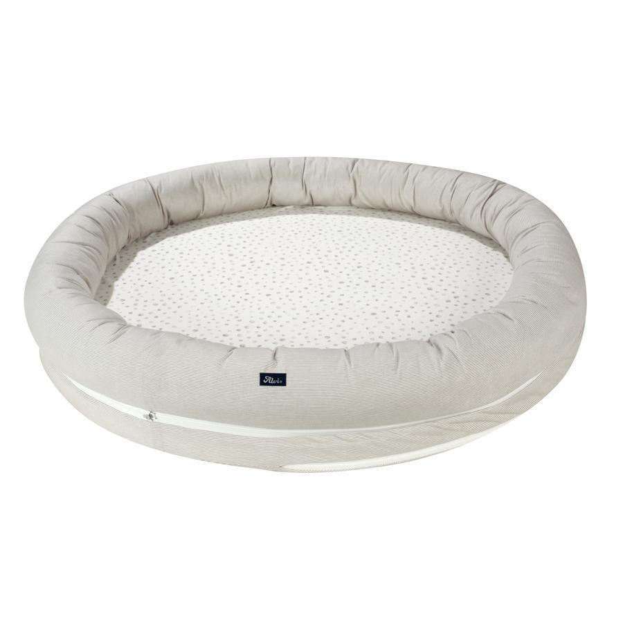 Alvi® Schlummer-Nestchen XL Aqua Dot ohne Tasche