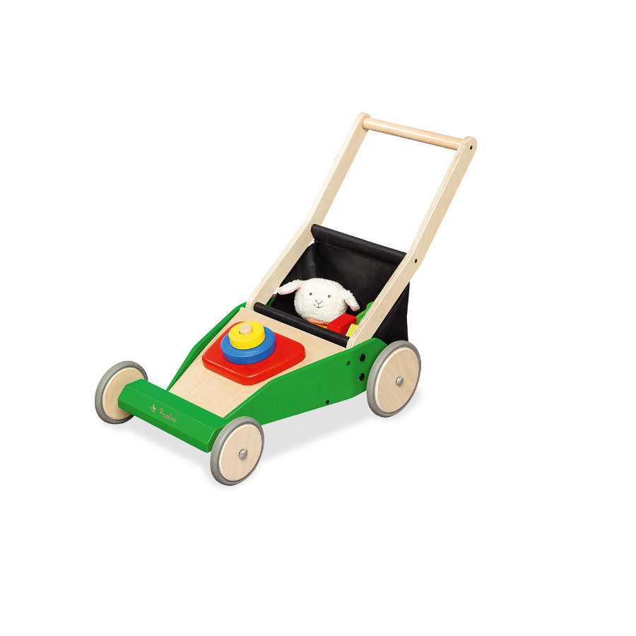 Pinolino Baby walker Gressklipper Klaas, grønn