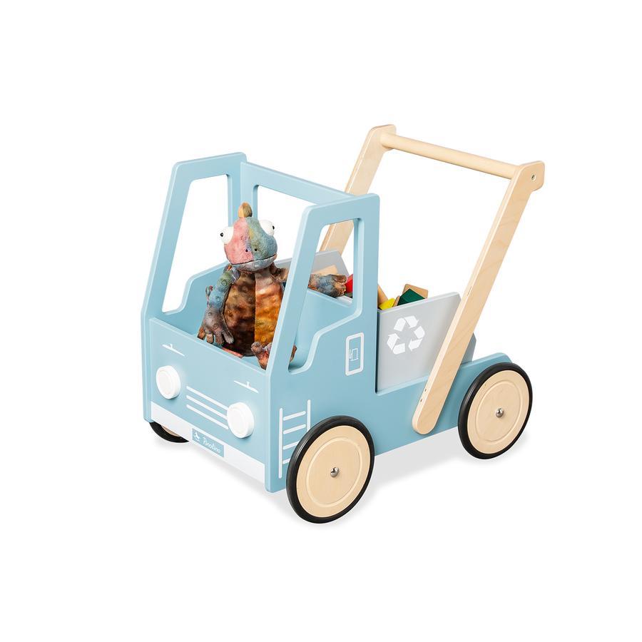 Pinolino Baby walker Tippvogn Fred, lyseblå