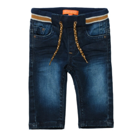 STACCATO  Jeans donkerblauwe denim