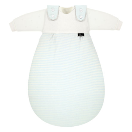 Alvi Baby-Maxchen® - Edition SuperSoft 3kpl. - bleu Stripe