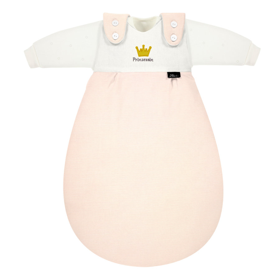 Alvi® Gigoteuse Baby-Mäxchen® édition SuperSoft princesse 3 pièces