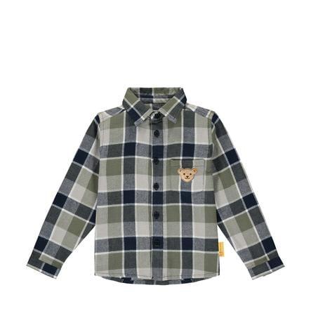 Steiff Shirt met lange mouw, marine
