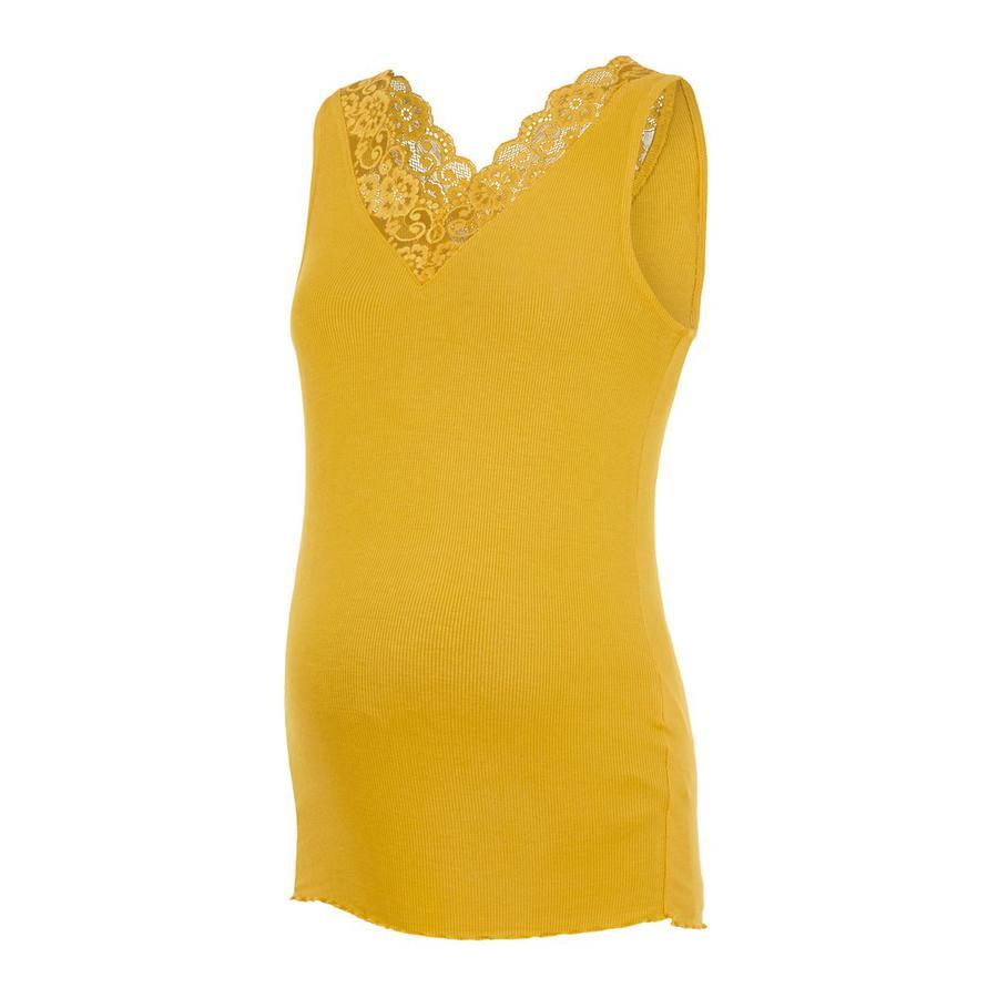 mama licious Maternity Shirt MLTRINE Golden Spice