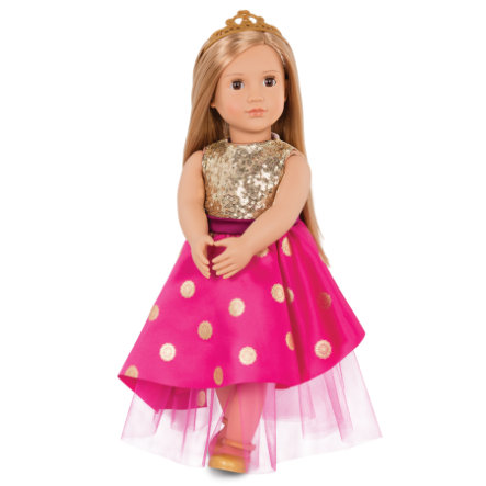 Our Generation -Puppe Sarah Prinzessin 46 cm