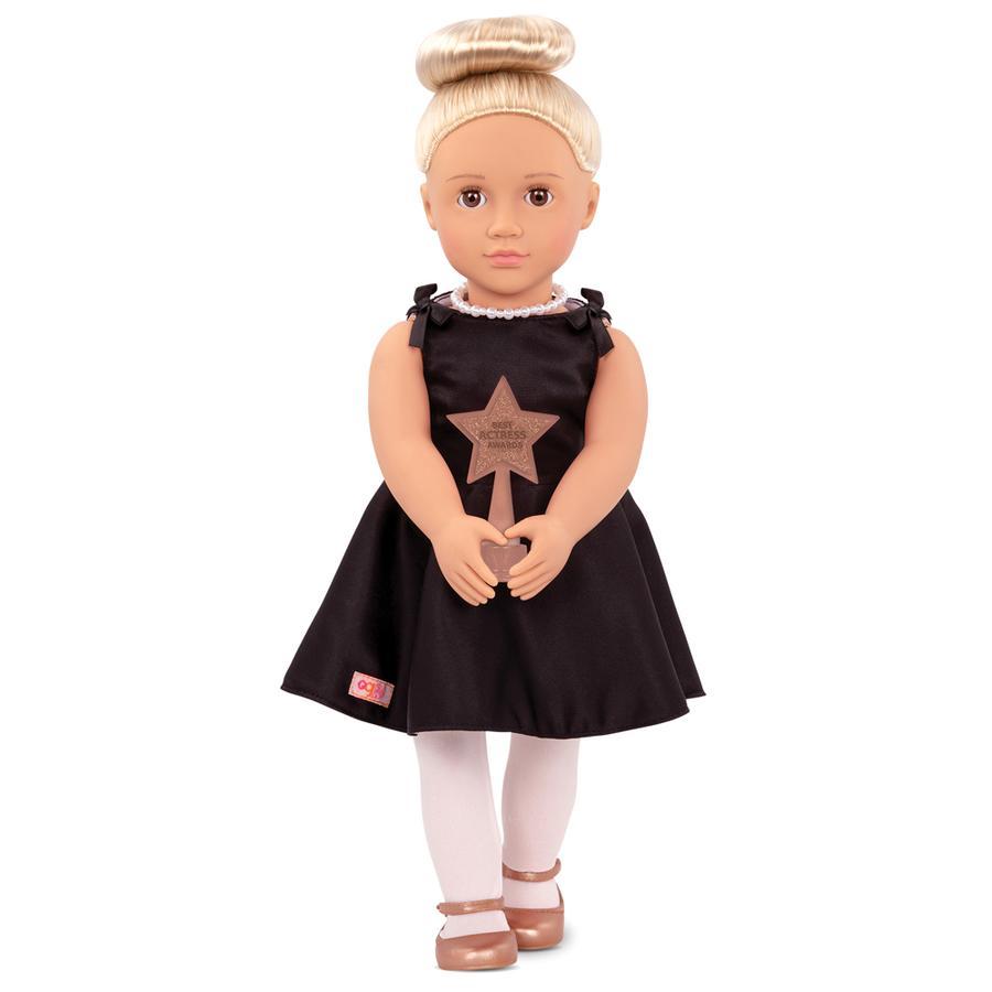 Our Generation - Dukke Rafaella skuespillerinde 46 cm