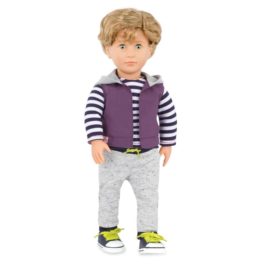 Our Generation -Puppe Rafael Schuljunge 46 cm