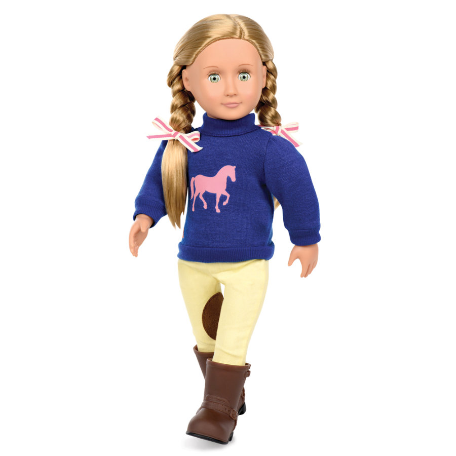 Our Generation docka Montana Faye ryttare 46 cm
