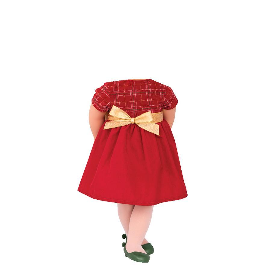 Our Generation panenka Bria ve slavnostním oblečení 46 cm