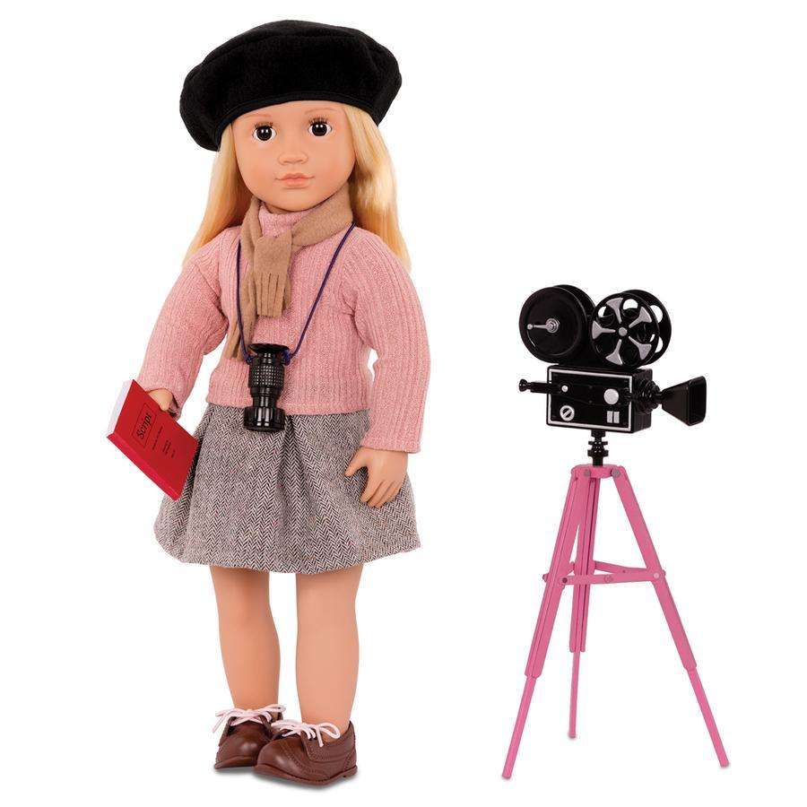 OG-Puppe Kathleen Filmregisseurin 46 cm